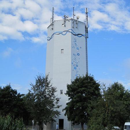Wasserturm Göggelsbuch